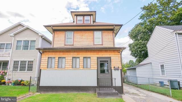 130 Route 156, TRENTON, NJ 08620 (#NJME2006472) :: Keller Williams Real Estate
