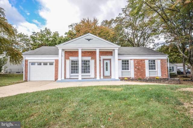 8620 Portsmouth Drive, LAUREL, MD 20708 (#MDPG2015800) :: The Charles Graef Home Selling Team