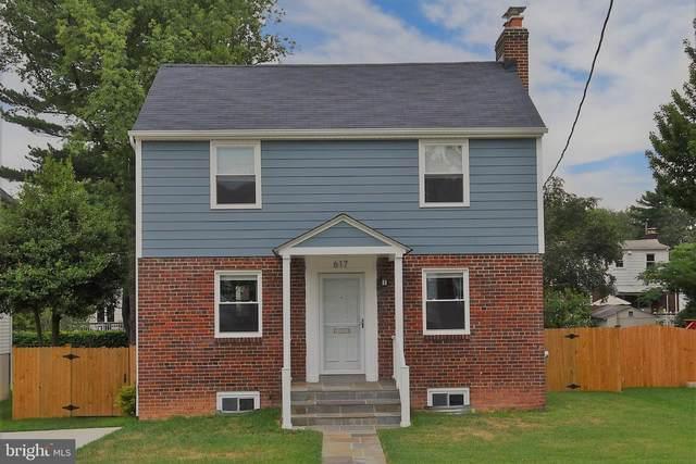 617 N Emerson Street, ARLINGTON, VA 22203 (#VAAR2006654) :: Nesbitt Realty