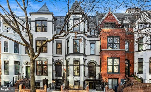 1112 5TH STREET NW Unit 1, WASHINGTON, DC 20001 (#DCDC2018640) :: Gail Nyman Group