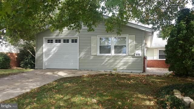915 Woodcrest Drive, DOVER, DE 19904 (#DEKT2004024) :: The Charles Graef Home Selling Team