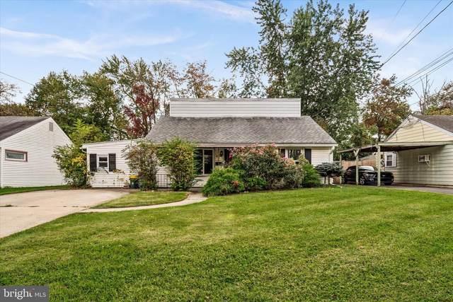 83 Theresa, EWING, NJ 08618 (#NJME2006484) :: Keller Williams Real Estate