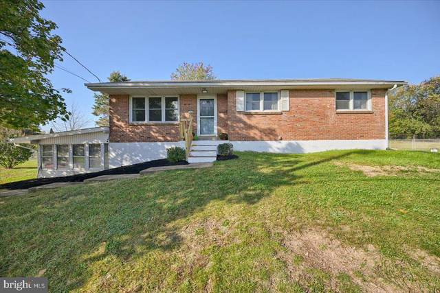 1440 Adams Avenue, HARRISBURG, PA 17112 (#PADA2004774) :: The Craig Hartranft Team, Berkshire Hathaway Homesale Realty