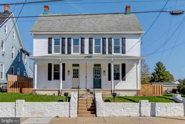231 E Baltimore Street 231/233, TANEYTOWN, MD 21787 (#MDCR2003278) :: The Charles Graef Home Selling Team
