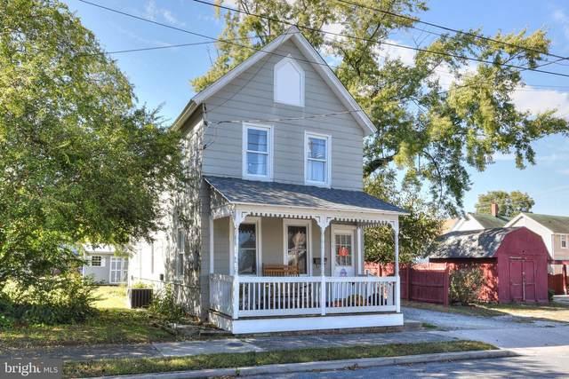 106 Fisher Avenue, MILFORD, DE 19963 (#DESU2008452) :: The Charles Graef Home Selling Team