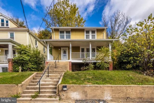 517 W B Street, BRUNSWICK, MD 21716 (#MDFR2007674) :: Berkshire Hathaway HomeServices PenFed Realty