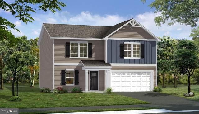 TBD Eurasian Drive Homesite 136, BUNKER HILL, WV 25413 (#WVBE2003538) :: Eng Garcia Properties, LLC