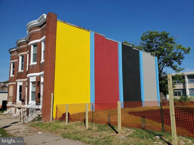 906 E 20TH Street, BALTIMORE, MD 21218 (#MDBA2016520) :: The Mike Coleman Team