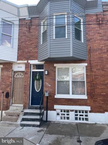 1858 E Russell Street, PHILADELPHIA, PA 19134 (#PAPH2040388) :: Keller Williams Real Estate