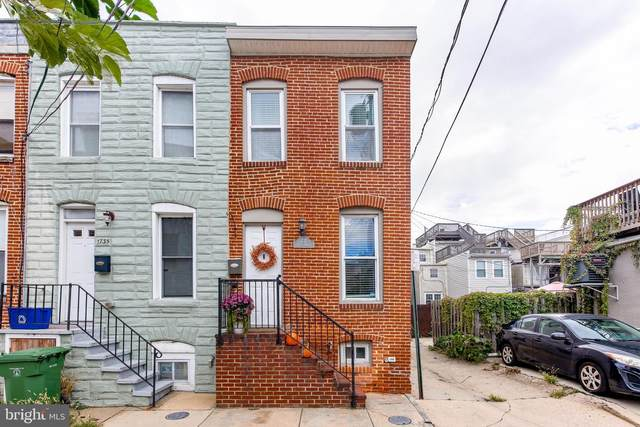 1737 Olive Street, BALTIMORE, MD 21230 (#MDBA2016548) :: The Sky Group