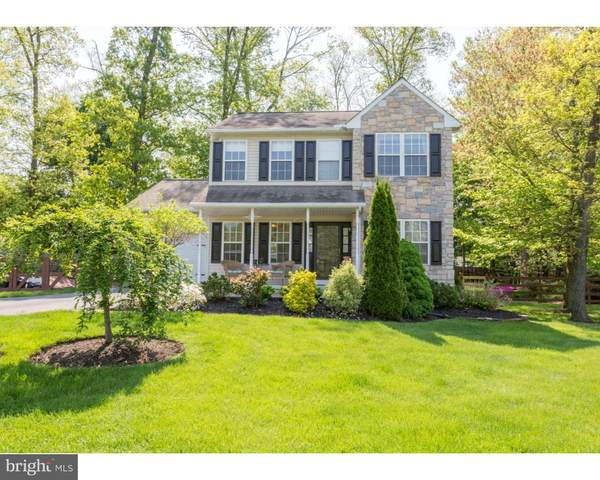 12 Hunter Drive, GLENMOORE, PA 19343 (#PACT2009902) :: Berkshire Hathaway HomeServices PenFed Realty