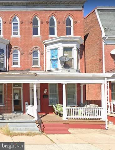 739 W Princess Street, YORK, PA 17401 (#PAYK2008182) :: The Charles Graef Home Selling Team