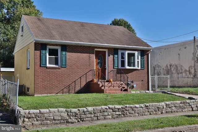 220 Dryden Avenue, TRENTON, NJ 08638 (#NJME2006534) :: The Charles Graef Home Selling Team