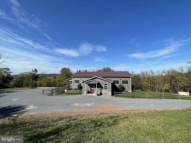 144 Grove Heights Road, BERKELEY SPRINGS, WV 25411 (#WVMO2000634) :: The Charles Graef Home Selling Team