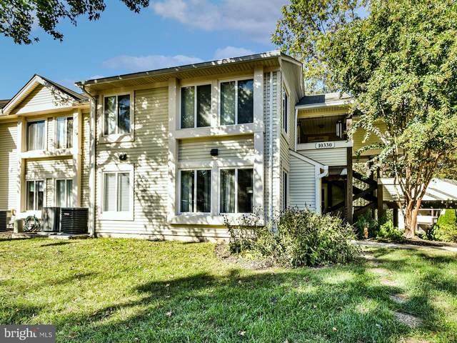 10330 Luria Commons Court 2D, BURKE, VA 22015 (#VAFX2028244) :: Corner House Realty