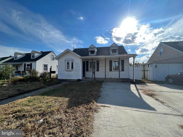 8231 Longpoint Road, BALTIMORE, MD 21222 (#MDBC2014634) :: Berkshire Hathaway HomeServices PenFed Realty