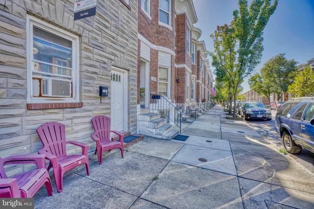 1501 Jackson Street, BALTIMORE, MD 21230 (#MDBA2016720) :: Peter Knapp Realty Group