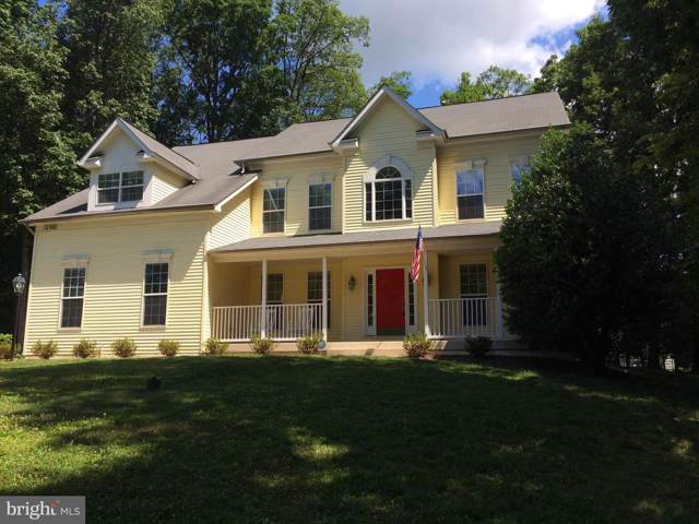 12302 Hungerford Manor Court, MONROVIA, MD 21770 (#MDFR246192) :: AJ Team Realty