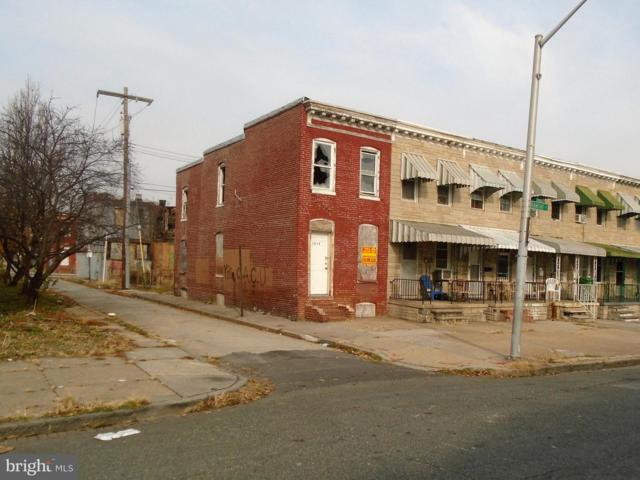 1914 Ramsay Street, BALTIMORE, MD 21223 (#1000040539) :: The Miller Team