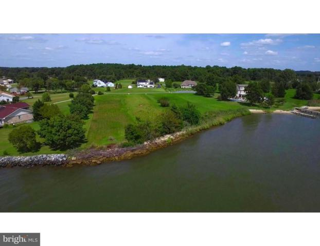 Lot 2 Ferry Point Court, TRAPPE, MD 21673 (#1000048915) :: Eng Garcia Grant & Co.