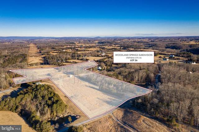 Springwood Lane Lot 26, STEPHENS CITY, VA 22655 (#1000074869) :: ROSS | RESIDENTIAL