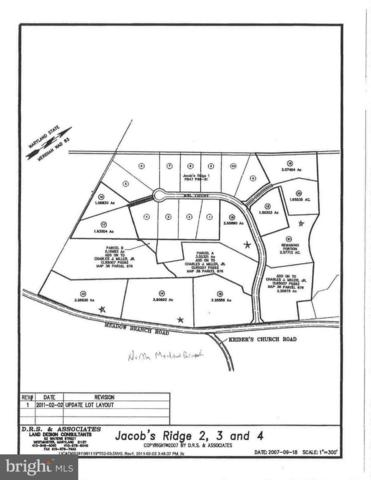 14-LOT Jacob's Ridge, WESTMINSTER, MD 21157 (#1000080291) :: Blue Key Real Estate Sales Team