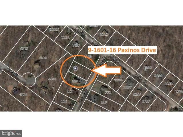 9-1601 Paxinos Drive, POCONO LAKE, PA 18347 (#1000269889) :: Certificate Homes