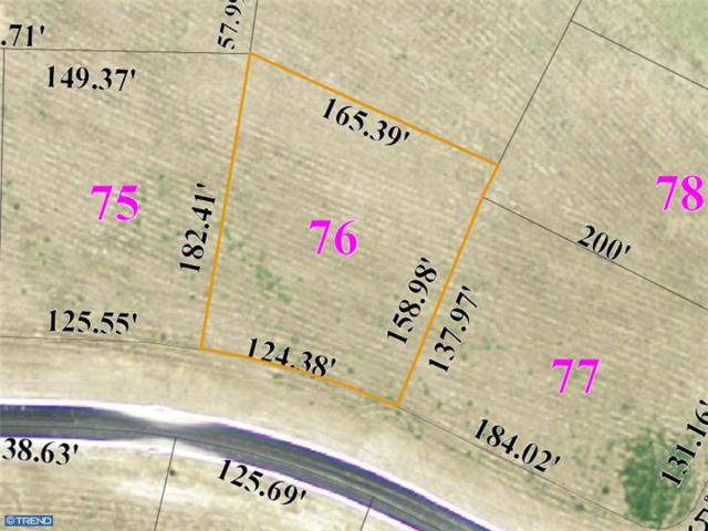 Lot #76 Estates Drive, CAMDEN WYOMING, DE 19934 (#1000364595) :: Brandon Brittingham's Team