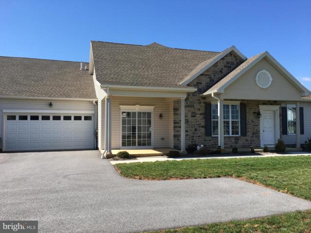 140 Dolomite Drive 14D, YORK, PA 17408 (#1000784867) :: The Joy Daniels Real Estate Group