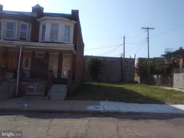 1822 Pulaski Street N, BALTIMORE, MD 21217 (#1000982713) :: The Sky Group