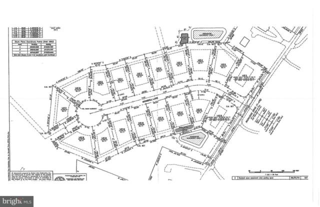 Lot # 5, 1008 Stonehill Lane, CARLISLE, PA 17015 (#1002670561) :: The Heather Neidlinger Team With Berkshire Hathaway HomeServices Homesale Realty