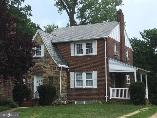 4406 Forest Park Avenue, BALTIMORE, MD 21207 (#1003299739) :: AJ Team Realty