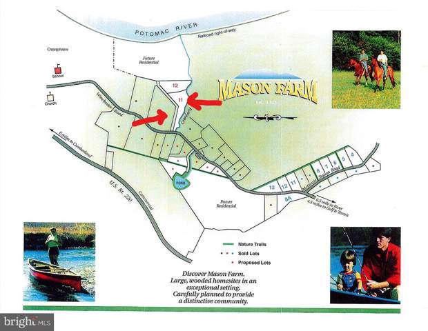 LOT 11 Winchester Road, CRESAPTOWN, MD 21502 (#1004115153) :: CR of Maryland