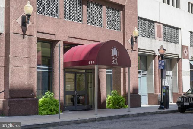 414 Water Street #1614, BALTIMORE, MD 21202 (#1004452221) :: CENTURY 21 Core Partners