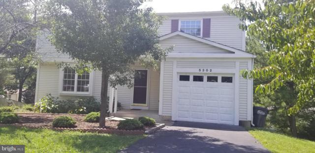 5302 Indian Rock Road, CENTREVILLE, VA 20120 (#1005936589) :: The Gus Anthony Team
