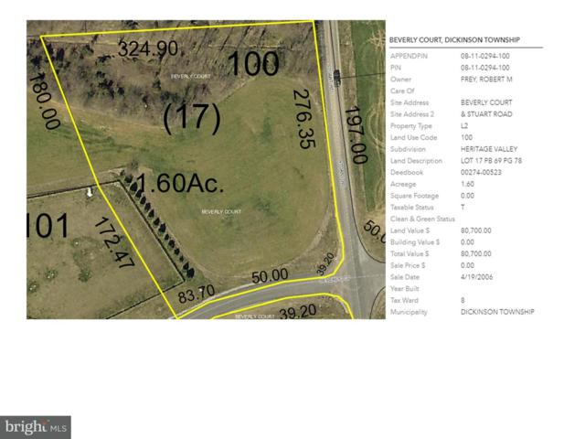Heritage Valley - Beverly Court Lot 17, CARLISLE, PA 17015 (#1005936611) :: The Heather Neidlinger Team With Berkshire Hathaway HomeServices Homesale Realty