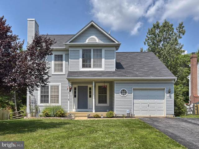 1056 Caren Drive, SYKESVILLE, MD 21784 (#MDCR100097) :: ExecuHome Realty
