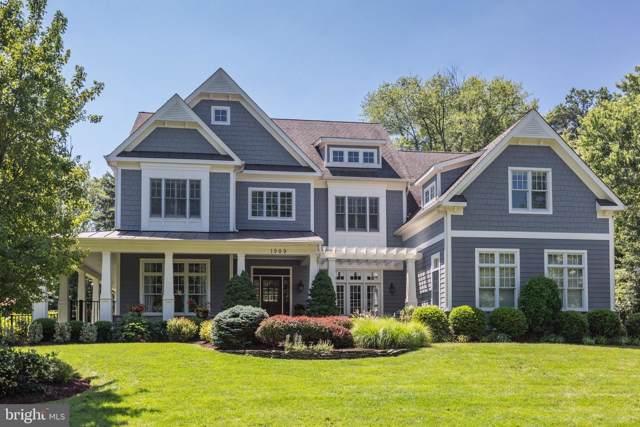 1909 Macarthur Drive, MCLEAN, VA 22101 (#VAFX100727) :: Great Falls Great Homes
