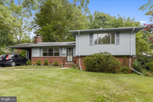 3538 Cornell Road, FAIRFAX, VA 22030 (#VAFC100019) :: Keller Williams Pat Hiban Real Estate Group