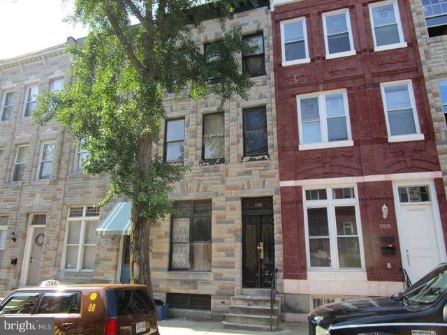 1015 Harlem Avenue, BALTIMORE, MD 21217 (#MDBA100507) :: Homes to Heart Group