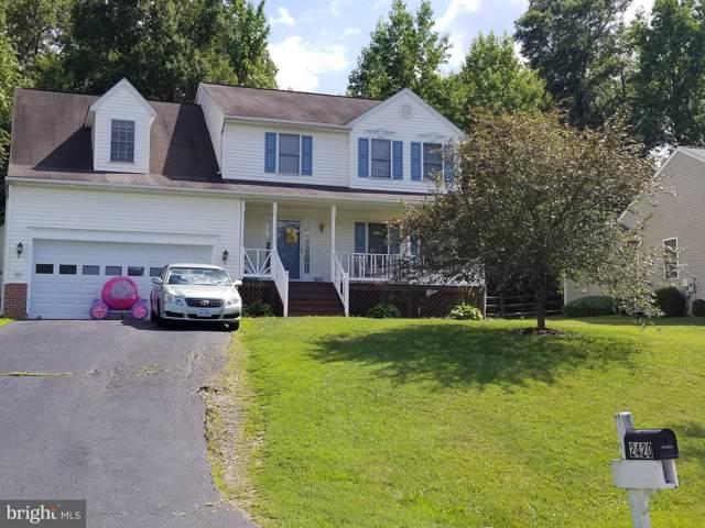 2420 Pittston Road, FREDERICKSBURG, VA 22408 (#VASP100127) :: The Licata Group/Keller Williams Realty