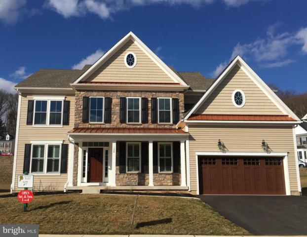 124 Emlen Way, FORT WASHINGTON, PA 19034 (#1000322344) :: Colgan Real Estate
