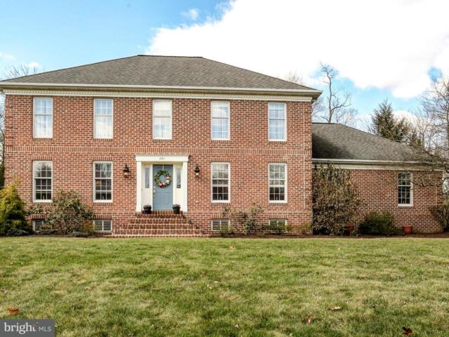 101 Foxfire Lane, LEWISBERRY, PA 17339 (#1000341362) :: Teampete Realty Services, Inc