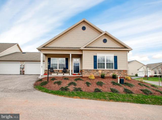 41 Ivy Lane #41, GETTYSBURG, PA 17325 (#1000413614) :: The Craig Hartranft Team, Berkshire Hathaway Homesale Realty