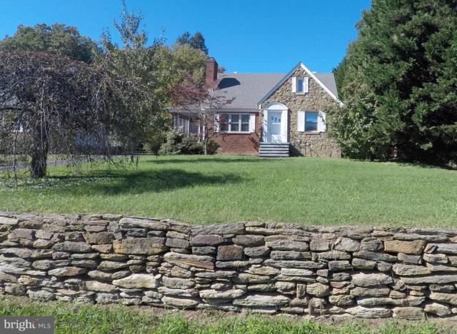 208 Gordon Avenue W, GORDONSVILLE, VA 22942 (#1000428112) :: Colgan Real Estate