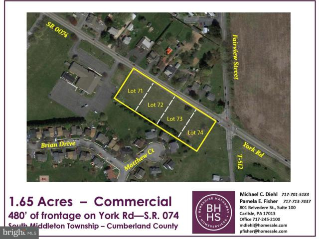 York Road, CARLISLE, PA 17015 (#1000437414) :: The Craig Hartranft Team, Berkshire Hathaway Homesale Realty