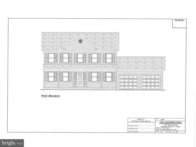 1402 Hominy Drive Lot # 11, NEWPORT, PA 17074 (#1000484582) :: Remax Preferred | Scott Kompa Group
