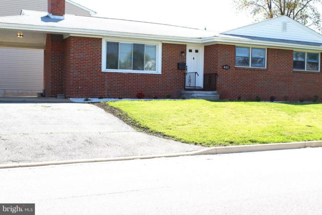 401 Church Street, BALTIMORE, MD 21225 (#1000489422) :: Great Falls Great Homes
