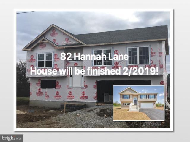 82 Hannah Lane, BUNKER HILL, WV 25413 (#1000864996) :: The Putnam Group