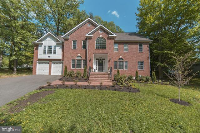 3806 Mode Street, FAIRFAX, VA 22031 (#1000910250) :: The Daniel Register Group